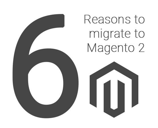 Reasons to migrato from magento 1 to Magento 2